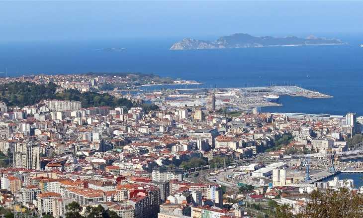 Zona Sur de Pontevedra